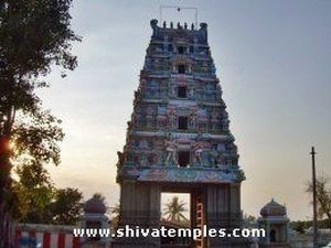 5 tier temple tower