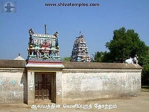 Tirupattrurai temple photo