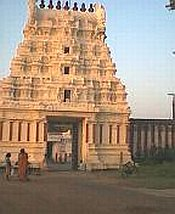 Tirupassur Temple Entrance Tower